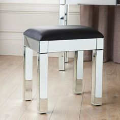 vamp up your bedroom a sleek mirror design that is light reflecting to create the feel bampm office desk desk office