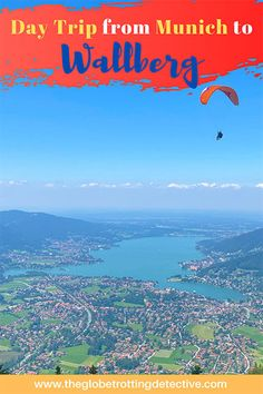 Tegernsee from the top of Wallberg in Bavaria, Germany Europe Destinations, Travel Tips For Europe, World Travel Guide, Best Travel Guides, Places In Europe, Places To Travel, France, Summer Travel, European Travel