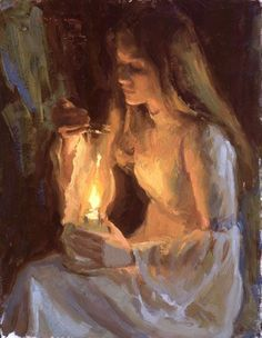 Michael Malm: Lessons in Light - painting Malm, Your Paintings, Beautiful Paintings, Arte Obscura, Lights Artist, Classical Art, Renaissance Art, Light Painting, Portrait Art