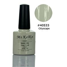 G-Beauty : UV LED Soak-Off Gel Polish Nail Art Gel 7.3ml/.25fl 40533 * Find out more about the great product at the image link.