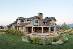 Outdoor Living - rustic - exterior - other metro - Dubbe Moulder Architects