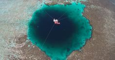 'Dragon Hole,' World's Deepest Blue Hole, Discovered In South China Sea