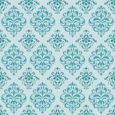padrão de turquesa elegante