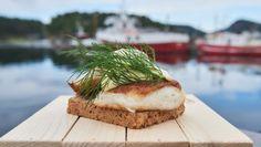 Luftige og smakfulle fiskekaker.