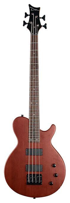 Dean Evo XM Bass Guitar Mahogany Top