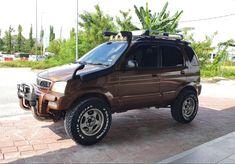 Daihatsu Terios, 4x4, Cars And Motorcycles, Cami, Cars