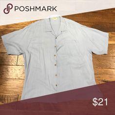 Tommy Bahama 100% silk men's shirt Tommy Bahama 100% silk men's shirt Shirts Casual Button Down Shirts