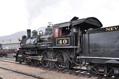 JD's Scenic Southwestern Travel Destination Blog: Nevada Northern Railway Museum ~ Ely, Nevada!
