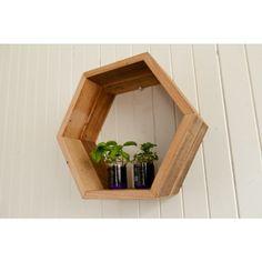 Hexology Timber Box | Clickon Furniture | Designer Modern Classic Furniture