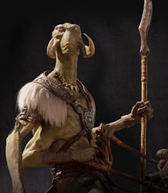 Tars Tarkas from John Carter. I found the Tharks' design to be strangely beautiful, and I loved watching them in the movie. And you'd better believe that Tars Tarkas was my favorite character.