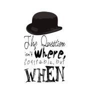 Inspector Spacetime Quote | designed by Caffrin25 | Spreadshirt