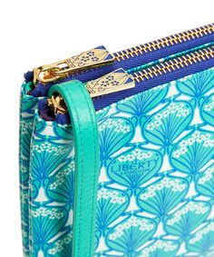Green Liberty London Iphis Bayley Cross Body Pouch