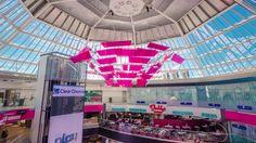 Shopping mall architecture. Shopping Mall Architecture, Ferris Wheel, Big Wheel
