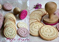 Сafe Iryna: Сахарное печенье-штамп