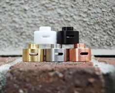Vapor Joes - Daily Vaping Deals: THE LOWEST: THE DERRINGER STYLE RDA + ALL CAPS - $...