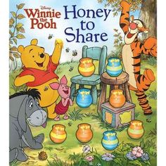 Disney Winnie the Pooh Honey to Share
