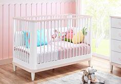Βρεφική κούνια Lima 2202 Montessori, Cribs, Bed, Furniture, Home Decor, Cots, Decoration Home, Bassinet, Stream Bed