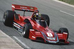 1977 Martini Brabham BT45 - Alfa Romeo Jose Carlos Pace