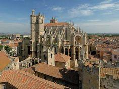 LE CHEMIN DU PIEMONT La cathédrale de Narbonne