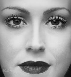 Women's beauty portraits - Model:Fra.G.
