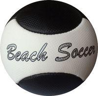 Beach Soccer für Freizeit- & Training Rundes Logo, Retro, Beach, Sewing Patterns, The Beach, Beaches, Retro Illustration