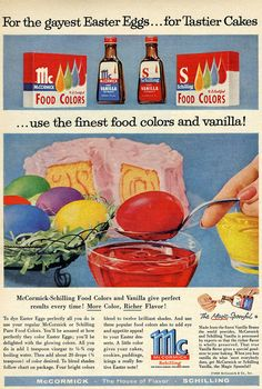 McCormick Easter food coloring | Flickr - Photo Sharing!