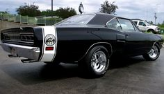 1969 Dodge Coronet Super Bee 472 Hemi V8 Mopar hot rod