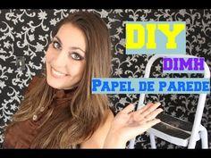 Jess P - DIY / DIMH Como colocar Papel de parede