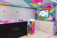 The JUUL Vapor Lounge @ NYC | by Boxman Studios