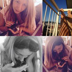 #my #little #cat #kitty #Siry #iloveit #myworld