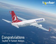 Tawfeer is proud to announce our official partnership with Turkish Airlines! Take advantage of our great discounts and make travelling not just easier, but luxurious at an affordable rate. Tawfeer Memberships and Turkısh Aırlınes, connecting you from Abu Dhabi to the world with a touch of extraordinary hospitality. <3  #travel #flights #tourism #traveldeals #vacation #holiday #getaway #luxury