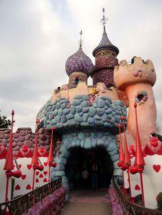Disneyland Paris - Alice in Wonderland Disneyland Paris, Disneyland Resort, Disney Trips, Disney Parks, Walt Disney World, Disney Love, Disney Magic, Parc Eurodisney, Travel