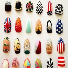 Cute ! #NailDesigns #Nails