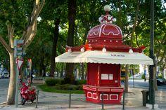 Quiosque Tivoli, Lisboa