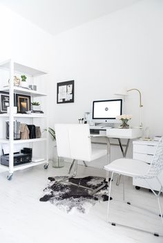 Office tour with Not Your Standard #interior #decor