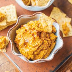 Pumpkin Hummus Recipe with Chipotle Seasoning - Real Food - MOTHER EARTH NEWS