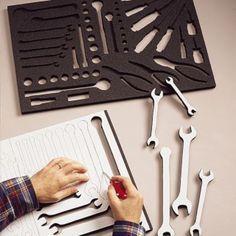 Tool Kit Organization