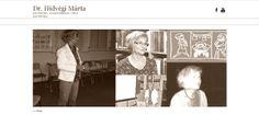 Dr. Hídvégi Márta honlapja ezen a címen érhető el: http://pszichologus-dr-egeszseg.com/ a Facebookon itt tudtok neki írni: https://www.facebook.com/pszichologusdregeszseg