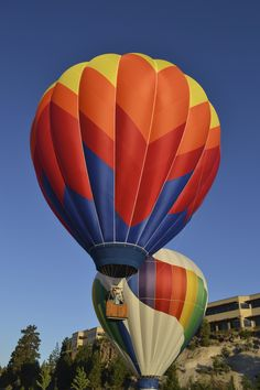 Balloons Over Bend Oregon