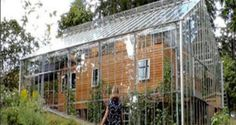 greenhouse-around-house