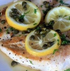 Chicken Piccata | Simple Dish | Quick, Easy, & Healthy Recipes for Dinner