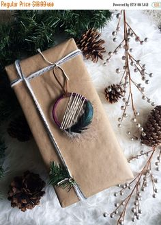 Mini Dreamcatcher Christmas Decoration