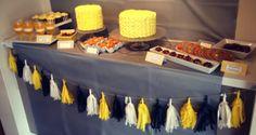 Secret Agent Party Food & Desserts