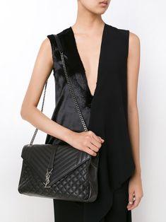 Ysl College, College Bags, Satchel Bag, Yves Saint Laurent, Shoulder Bag, Search, Google, Fashion, Moda