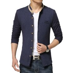 Cheap jacket bridal, Buy Quality jackets for men 2012 directly from China clothes storage bags zipper Suppliers:  2015 Jacket New Autumn Fashion Single Breasted Windbreaker Back    Striped Design Patchwork Long Sleeve Men Casual Jack