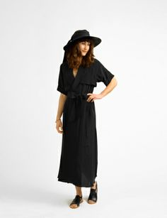 lucy trench dress #SHOPBIRD15 #SS14