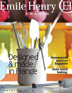 Abc Catalog, Product Catalog, Free Mail, Emile Henry, Free Catalogs, Gourmet Cooking, Cool Gifts, Prepping, Homemade