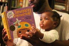 Inspiration and research for Babies Love Science books by Ruth Spiro