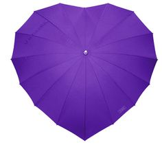 walking in the rain with your Purple Heart Umbrella <3
