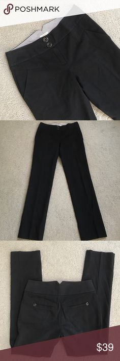 "Anthropology✨Black Pants LEIFSDOTTIR✨Approximately 29"" inseam, 29"" waist. Pants"